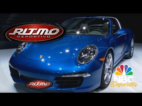 ¡Qué auto! Porsche 911   Ritmo Deportivo   NBC Deportes