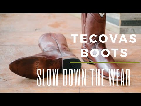 Tecovas Boots | Extend The Life Of Your Cowboy Boots