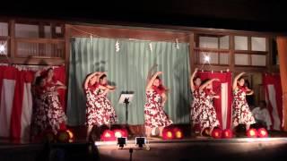 スイートレイレフア Sweet Lei Lehua  フラダンス