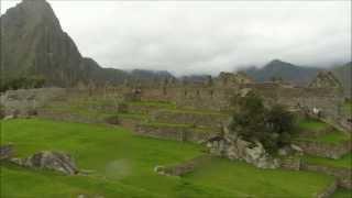 Peru - Cuzco & Sacred Valley - Video 8 - На Мачу Пикчу(, 2014-01-08T21:36:21.000Z)