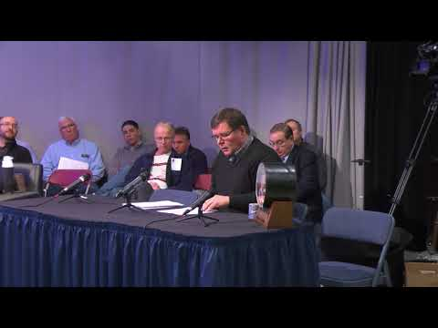 Selectmen Special Meeting 2 16 18