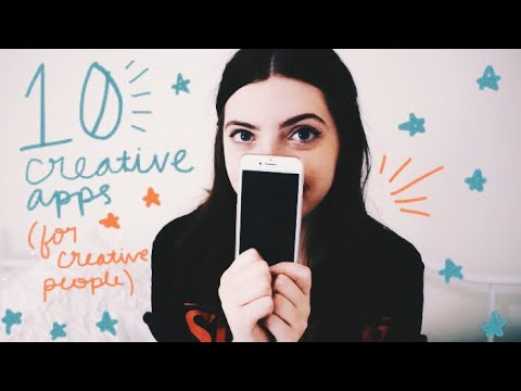 Creative IPhone Apps For Creative People [art, Productivity, Game Design]  | Abby Cole