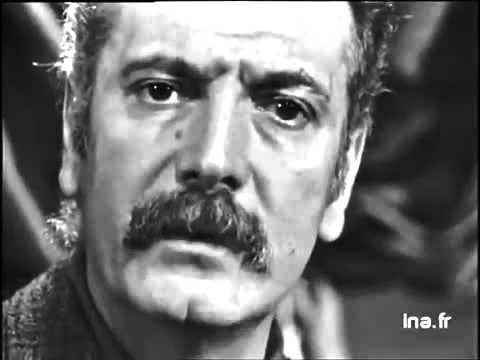 Georges Brassens - Au grand café