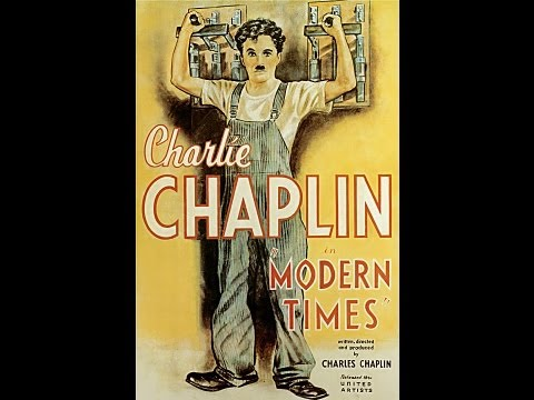"""LonChaneyReviewer's Favorite Films #3: """"Modern Times"""""""