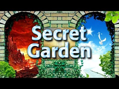 Guided Meditation   Secret Garden   Connect To God