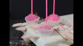 готовим кейк-попсы с Викторией Бредис