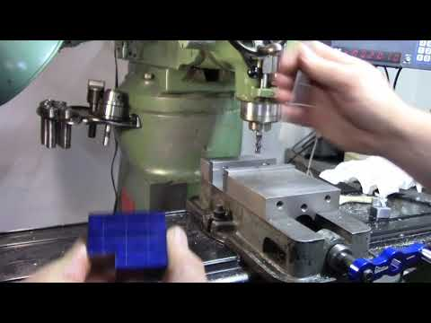 Making a Southbend Carriage Lock