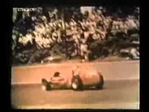 formula 11953 Indianapolis race 02 Pat Flaherty crash  by magistar