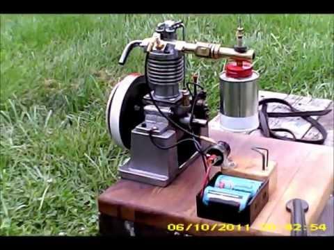 Geil Midget engine build amazing