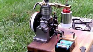 Model Engine Home Made 1936 Midget Magazine Plans.wmv