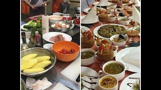Кулинарный мастер класс. Испанская кухня в кулинарной школе №1(В этом видео я делюсь своими свежими впечатлениями о посещении кулинарного мастер класса в кулинарной..., 2016-11-08T04:54:51.000Z)
