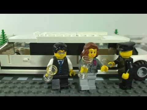 LEGO HELICOPTER AND LIMOUSINE 3222