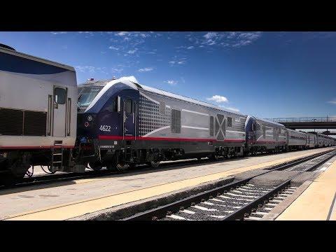 Siemens SC-44 Chargers Arrive in Albuquerque 4K
