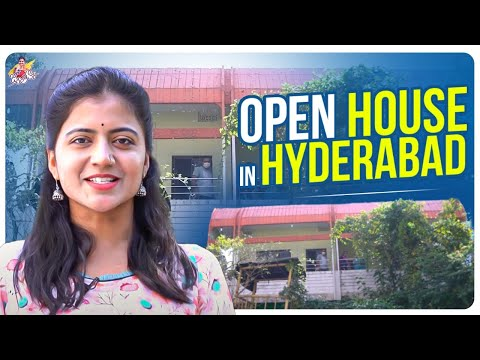 Open House In Hyderabad || Free Of Cost || Shiva Jyothi || S