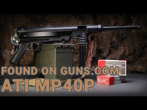 Found On Guns.com: ATI GSG MP 40