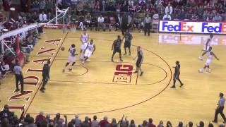 Chicago State at Indiana Highlights