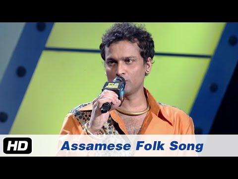 Zubeen Garg | Assamese Folk Song | Lord Krishna Songs | Lok Sangeet | Idea Jalsa | Art and Artistes