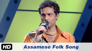 Zubeen Garg - Assamese Folk Song (Lord Krishna) | Idea Jalsa