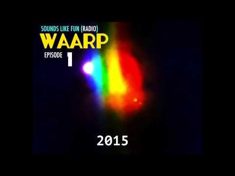 CHUCK INGLISH - WAARP Radio, Vol. 1 (feat. Asher Roth, Orange Calderon & friends)