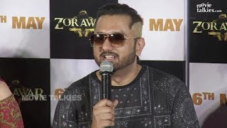 Zorawar Movie Press Conference | Honey Singh