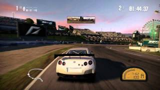 Need for Speed Shift 2 Unleashed My career GTX460 Gameplay Part.1