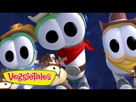 Veggie Tales | Asteroid Cowboys | Silly Song Compilation | Veggie Tales Silly Songs With Larry