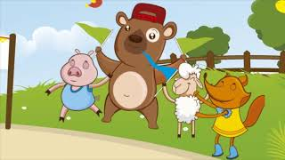Three Little Pigs Story | Bedtime Stories | Stories for Kids | Fairy Tales | By BulBul Kids