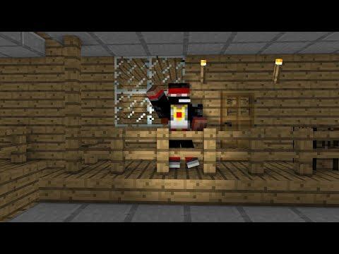 Начало моей офигенной комнаты ;) [Холостяк] - MineCraft