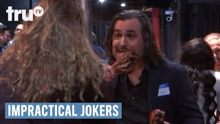 Impractical Jokers - Edward Turkeyhands (Punishment) | truTV