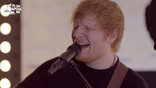 Ed Sheeran - &#39Perfect&#39 (Exclusive Live Session For Global&#39s &#39Make Some Noise&# ...