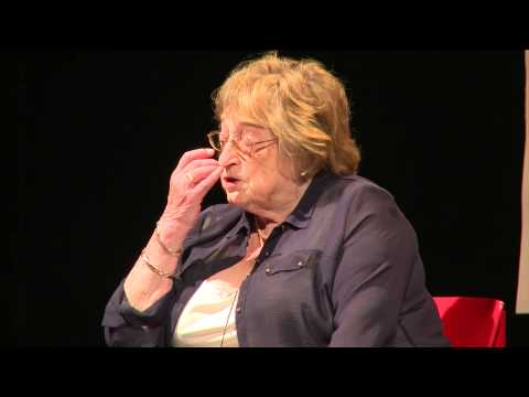Holocaust survivor   Iby Knill   TEDxYouth@Bath