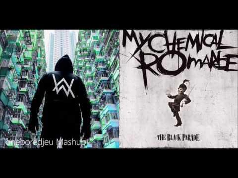 Sing Me To Death! - Alan Walker vs. My Chemical Romance (Mashup)