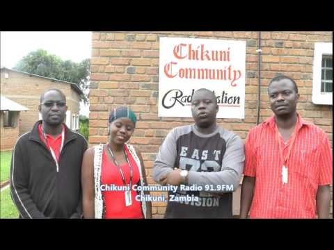 Chikuni Community Radio 91 9FM, Chikuni, Zambia