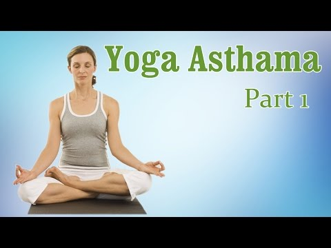 Yoga For Asthma | Breathing Exercise | Therapy, Exercise, Workout | Part 1