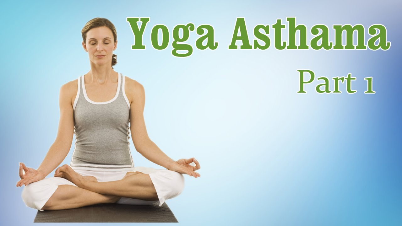 Yoga For Asthma | Breathing Exercise | Therapy, Exercise, Workout ...
