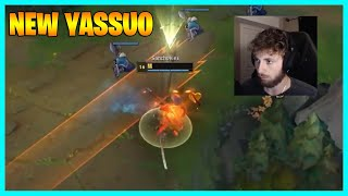 NEW Yassuo?..LoL Daily Moments Ep 1606