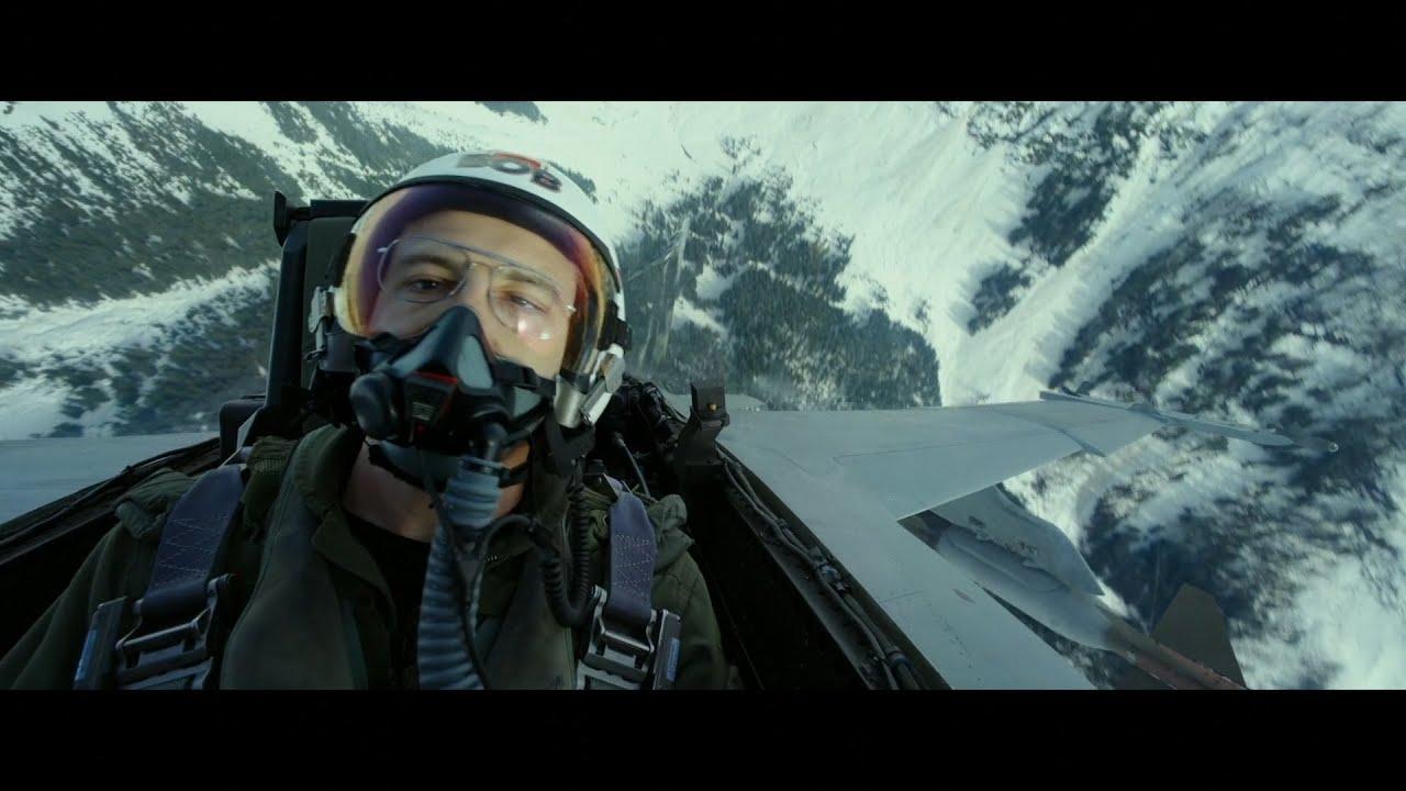 飛行機 トム クルーズ