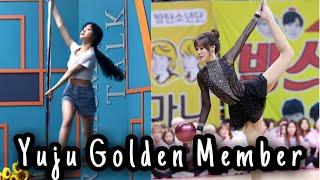The moment Yuju being Golden Member [ Gfriend Secret Weapon]