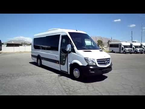 New Bus For Sale - New 2015 Mercedes Benz Sprinter Dur-A-Bus Grand Touring  S82951
