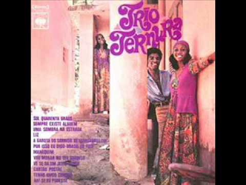 Trio Ternura - A Garota Do Sorriso De Marshmellow