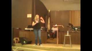 Call Back 2012 Erika Knight Bailey.mp4