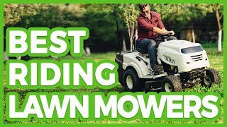 ✅ 10 Best Riding Lawn Mowers 🌄 The Best Riding Lawn Mower 2018