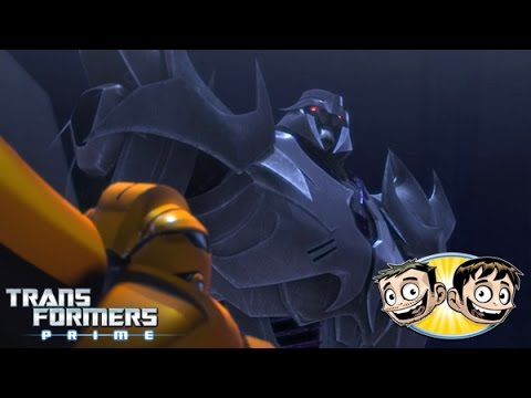 Transformers Prime: The Game - Bumblebee Vs. Megatron ...