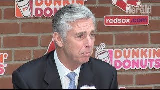 David Dombrowski on why he fired Red Sox manager John Farrell
