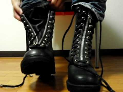 CHROME HEARTS×WESCO BOOT - FIREMEN