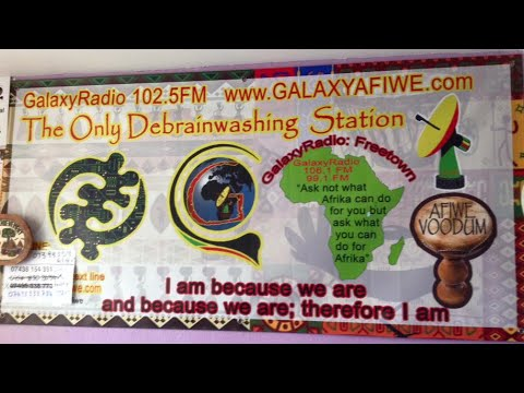 Music Is A Blessing Jackiron King GalazyAFiWe com 102 5 fm Jul 30 2016  3  6 am