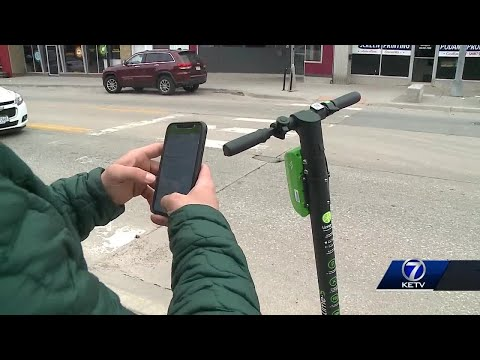 Omaha city leaders concerned over safety with electric scooters