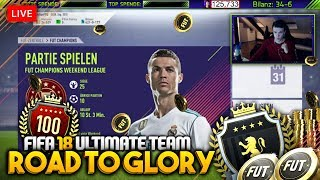 FIFA 18: Road to Elite ???????? Weekend League LIVE - TOTY HYPE