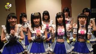 TOKYO IDOL FESTIVAL初出演となる、イケてるハーツの意気込み動画!メン...