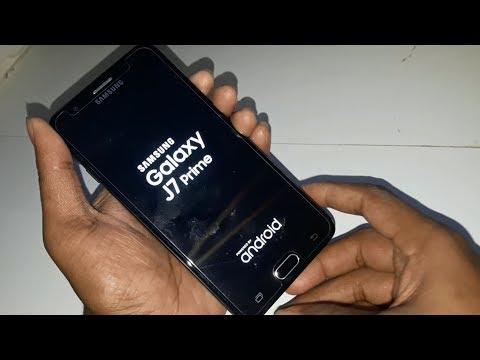 Samsung Galaxy J7 Prime (2017) HARD RESET REMOVE PATTERN